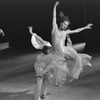 "New York City Ballet production of ""Suite No. 3"" with Karin von Aroldingen and Sean Lavery, choreography by George Balanchine (New York)"