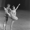 "New York City Ballet production of ""Suite No. 3"" with Merrill Ashley and Adam Luders, choreography by George Balanchine (New York)"