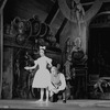 """New York City Ballet production of """"Coppelia"""" with Patricia McBride and Shaun O'Brien, choreography by George Balanchine (Saratoga)"""