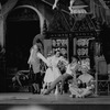"New York City Ballet production of ""Coppelia"" with Patricia McBride, Mikhail Baryshnikov and Shaun O'Brien, choreography by George Balanchine (Saratoga)"