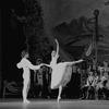 "New York City Ballet production of ""Coppelia"" with Patricia McBride and Mikhail Baryshnikov, choreography by George Balanchine (Saratoga)"