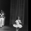 """New York City Ballet production of """"The Steadfast Tin Soldier"""" with Patricia McBride, choreography by George Balanchine (New York)"""