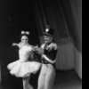 "New York City Ballet production of ""The Steadfast Tin Soldier"" with Patricia McBride and Mikhail Baryshnikov, choreography by George Balanchine (New York)"