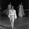 """New York City Ballet production of """"Suite No. 3"""" with Sean Lavery, choreography by George Balanchine (New York)"""
