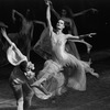 """New York City Ballet production of """"Suite No. 3"""" with Karin von Aroldingen, choreography by George Balanchine (New York)"""