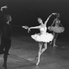 """New York City Ballet production of """"Symphony in C"""" with Merrill Ashley and Peter Martins, choreography by George Balanchine (New York)"""
