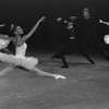"""New York City Ballet production of """"Symphony in C"""" with Debra Austin, choreography by George Balanchine (New York)"""