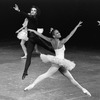 """New York City Ballet production of """"Symphony in C"""" with Debra Austin and Robert Weiss, choreography by George Balanchine (New York)"""