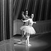 """New York City Ballet production of """"La Source"""" with Patricia McBride and Helgi Tomasson, choreography by George Balanchine (New York)"""