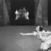 "New York City Ballet production of ""The Steadfast Tin Soldier"" with Patricia McBride and Helgi Tomasson, choreography by George Balanchine (New York)"