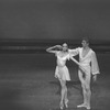"""New York City Ballet production of """"Rossini Pas de Deux"""" with Heather Watts and Sean Lavery, choreography by Peter Martins (New York)"""