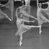 "New York City Ballet production of ""Walpurgisnacht"" with Judith Fugate, choreography by George Balanchine (New York)"