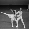 "New York City Ballet production of ""Walpurgisnacht"" with Suzanne Farrell and Adam Luders, choreography by George Balanchine (New York)"
