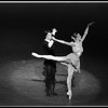 """New York City Ballet production of """"Ballet imperial"""", (""""Tchaikovsky Suite No. 2"""") with Kyra Nichols and Christopher d'Amboise, choreography by Jacques d'Amboise (New York)"""