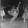 "New York City Ballet production of ""Ballade"" with Ib Andersen, choreography by George Balanchine (New York)"