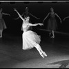 "New York City Ballet production of ""Ballade"" with Merrill Ashley, choreography by George Balanchine (New York)"