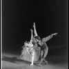 "New York City Ballet production of ""Ballade"" with Merrill Ashley and Ib Andersen, choreography by George Balanchine (New York)"