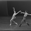 "New York City Ballet production of ""Suite from Histoire du Soldat"" with Darci Kistler and Ib Andersen, choreography by Peter Martins (New York)"