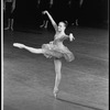 """New York City Ballet production of """"The Goldberg Variations"""" with Heather Watts, choreography by Jerome Robbins (New York)"""