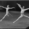 """New York City Ballet production of """"Piano Pieces"""" with Heather Watts and Bart Cook, choreography by Jerome Robbins (New York)"""