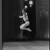 """New York City Ballet production of """"Piano Pieces"""" with Christopher d'Amboise, choreography by Jerome Robbins (New York)"""