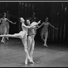 "New York City Ballet production of ""Introduction and Fugue from Suite No. 1"" with Maria Calegari and Gerard Ebitz, choreography by Joseph Duell (New York)"