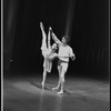 "New York City Ballet production of ""Pas de Deux from First Piano Concerto"" with Darci Kistler and Ib Andersen, choreography by Jerome Robbins (New York)"
