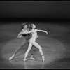 """New York City Ballet Production of """"Concerto for Two Solo Pianos"""" with Heather Watts and Ib Andersen, choreography by Peter Martins (New York)"""