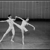 "New York City Ballet production of ""Pastorale"" with Darci Kistler and Christopher d'Amboise, choreography by Jacques d'Amboise (New York)"