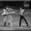 "New York City Ballet production of ""A Schubertiad"" with David Otto, Stephanie Saland and Jock Soto, choreography by Peter Martins (New York)"