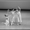 "New York City Ballet production of ""Dances at a Gathering"" with Maria Calegari, Stephanie Saland and Lauren Hauser, choreography by Jerome Robbins (New York)"