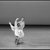"New York City Ballet production of ""Dances at a Gathering"" with Peter Frame and Maria Calegari, choreography by Jerome Robbins (New York)"