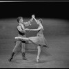 "New York City Ballet production of ""Other Dances"" with Kyra Nichols and Sean Lavery, choreography by Jerome Robbins (New York)"