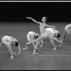 "New York City Ballet production of ""Concerto Barocco"" with Lauren Hauser, choreography by George Balanchine (New York)"