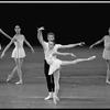 "New York City Ballet production of ""Concerto Barocco"" with Heather Watts and Sean Lavery, choreography by George Balanchine (New York)"