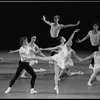 "New York City Ballet production of ""Monumentum Pro Gesualdo"" with Suzanne Farrell and Sean Lavery, choreography by George Balanchine (New York)"