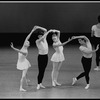 "New York City Ballet production of ""Tombeau de Couperin"", choreography by George Balanchine (New York)"