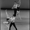 "New York City Ballet production of ""Episodes"" with Stephanie Saland and Peter Frame, choreography by George Balanchine (New York)"