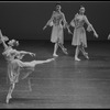 "New York City Ballet production of ""Menuetto"" with Lauren Hauser, choreography by Helgi Tomasson (New York)"