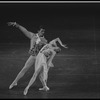 "New York City Ballet production of ""Menuetto"" with Maria Calegari and Otto Neubert, choreography by Helgi Tomasson (New York)"