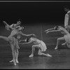 """New York City Ballet production of """"Seven by Five"""" with Lisa Hess and David Otto, choreography by Bart Cook (New York)"""