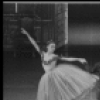 """New York City Ballet production of """"Liebeslieder Walzer"""" with Patricia McBride and Bart Cook, choreography by George Balanchine (New York)"""