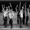 "New York City Ballet production of ""In Memory of..."" , choreography by Jerome Robbins (New York)"