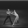 """New York City Ballet production of """"In Memory of..."""" with Suzanne Farrell and Adam Luders, choreography by Jerome Robbins (New York)"""