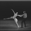 "New York City Ballet production of ""In Memory of..."" with Suzanne Farrell and Adam Luders, choreography by Jerome Robbins (New York)"