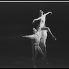"New York City Ballet production of ""In Memory of..."" with Joseph Duell, Suzanne Farrell and Adam Luders, choreography by Jerome Robbins (New York)"