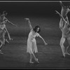 """New York City Ballet production of """"In Memory of..."""" with Suzanne Farrell, choreography by Jerome Robbins (New York)"""
