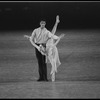 "New York City Ballet production of ""In Memory of..."" with Suzanne Farrell and Alexandre Proia, choreography by Jerome Robbins (New York)"