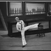 """New York City Ballet production of """"Fancy Free"""" with Kipling Houston, choreography by Jerome Robbins (New York)"""