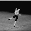 "New York City Ballet production of ""Tarantella"" with Gen Horiuchi, choreography by George Balanchine (New York)"